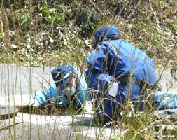 米原汚水タンク殺人事件