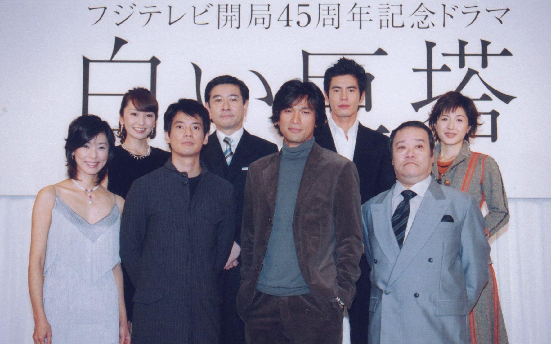 白い巨塔 キャスト 2019 放送日